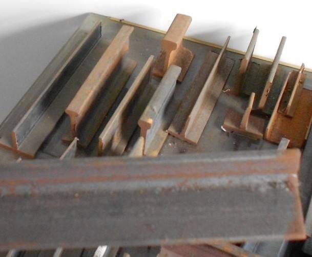 承插接口型钢